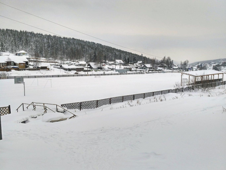 Стадион второй школы